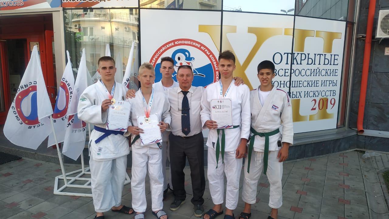 XII открытые Всероссийские игры боевых искусств